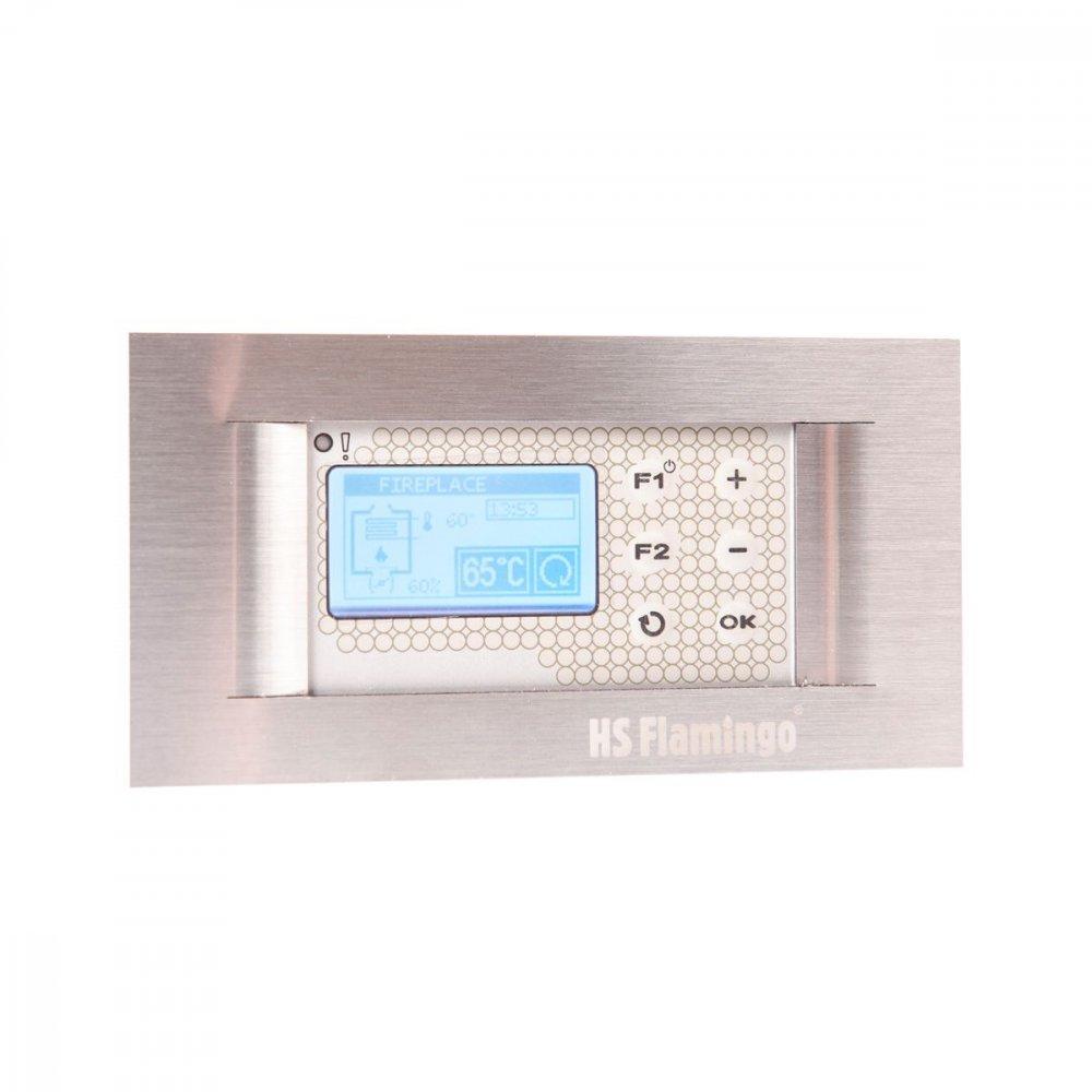 TATAREK automatická regulace hoření RT08G-OM2, teplovzdušná se senzorem spalin - 150mm