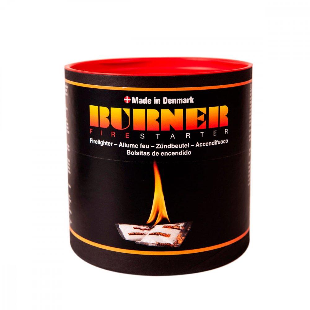 BURNER podpalovač - tuba 50 ks