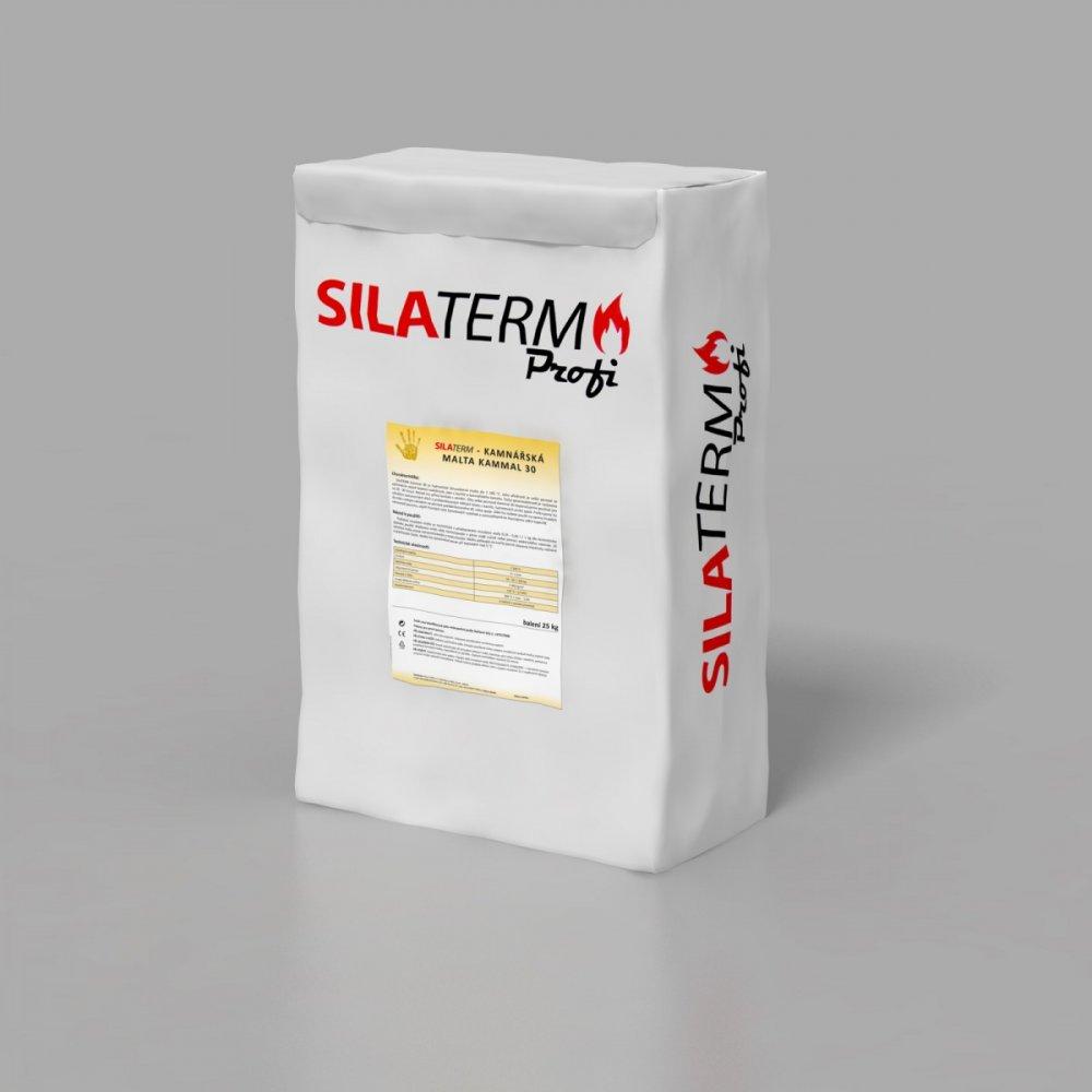SILATERM kamnářská malta KAMMAL 30 S - 25 kg