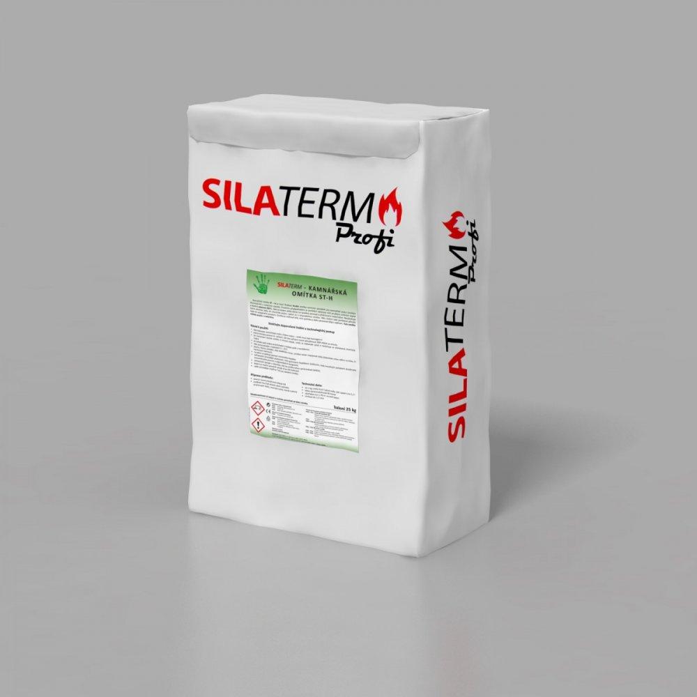 SILATERM kamnářská omítka hrubá ST-H 5 kg
