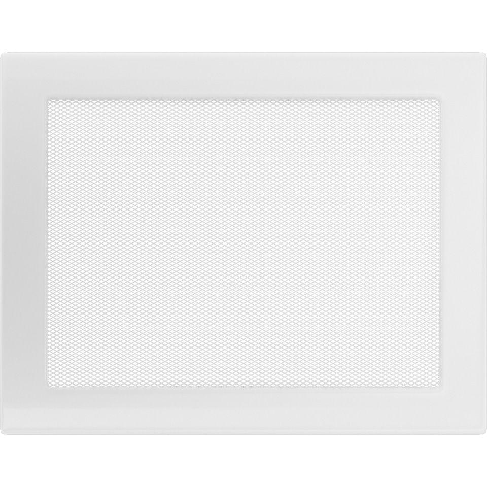 Krbová mřížka 22x30 BASIC bílá