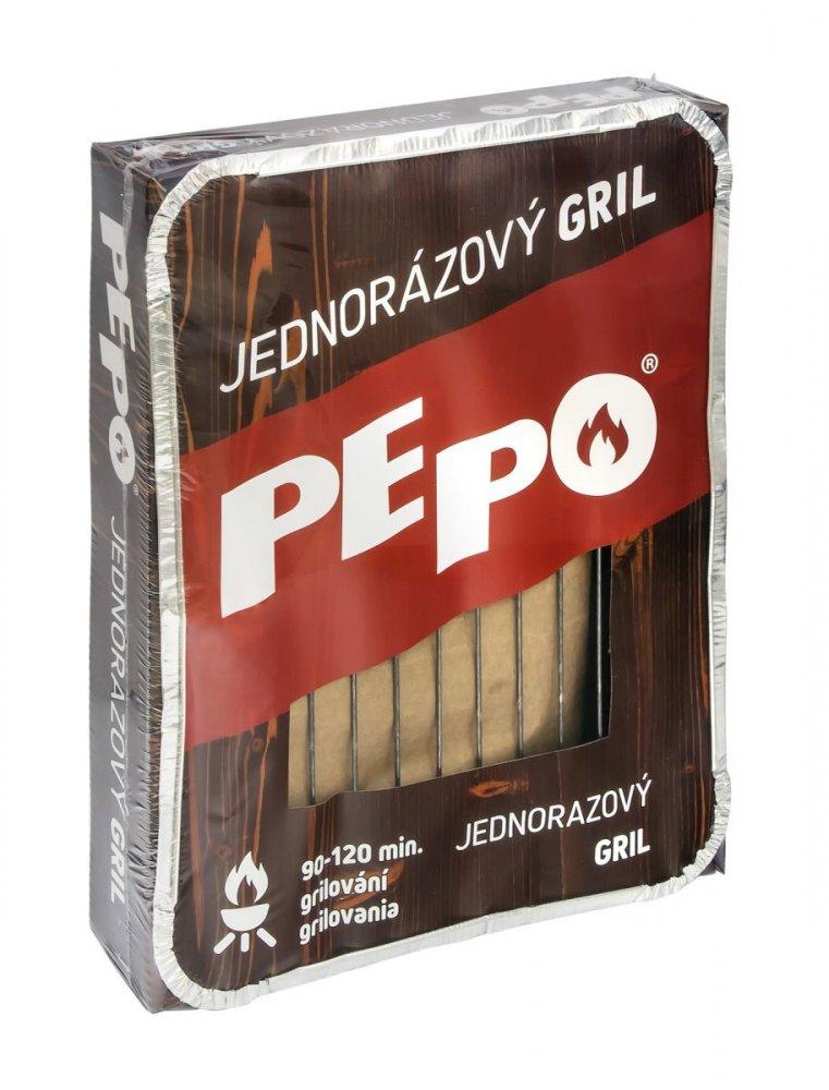 PE-PO jednorázový gril