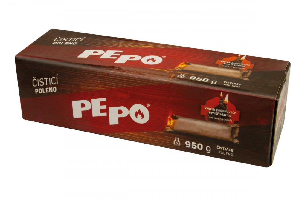 PE-PO čisticí poleno 1100 g