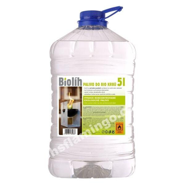 Biolíh - palivo do biokrbů 5l