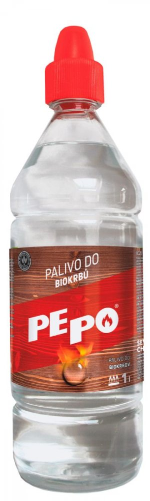 PE-PO palivo do biokrbů 1 l