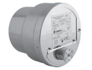 DARCO regulátor komínového tahu s redukcí RCO 150/130