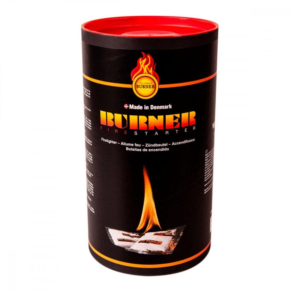 BURNER podpalovač - tuba 100 ks
